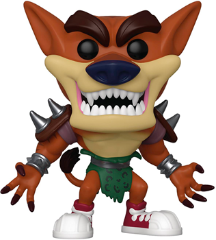 Funko POP Crash Bandicoot - Tiny Tiger
