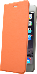 iZound Slim Wallet iPhone 6 Orange