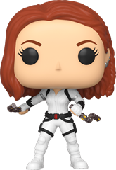 Funko POP Marvel - Black Widow Suit