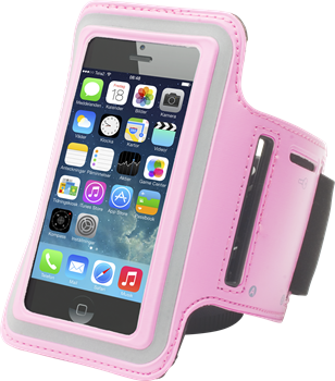 iZound iPhone 5 Armband Pink