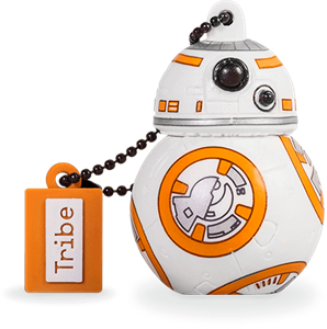 Tribe 16GB USB - BB-8
