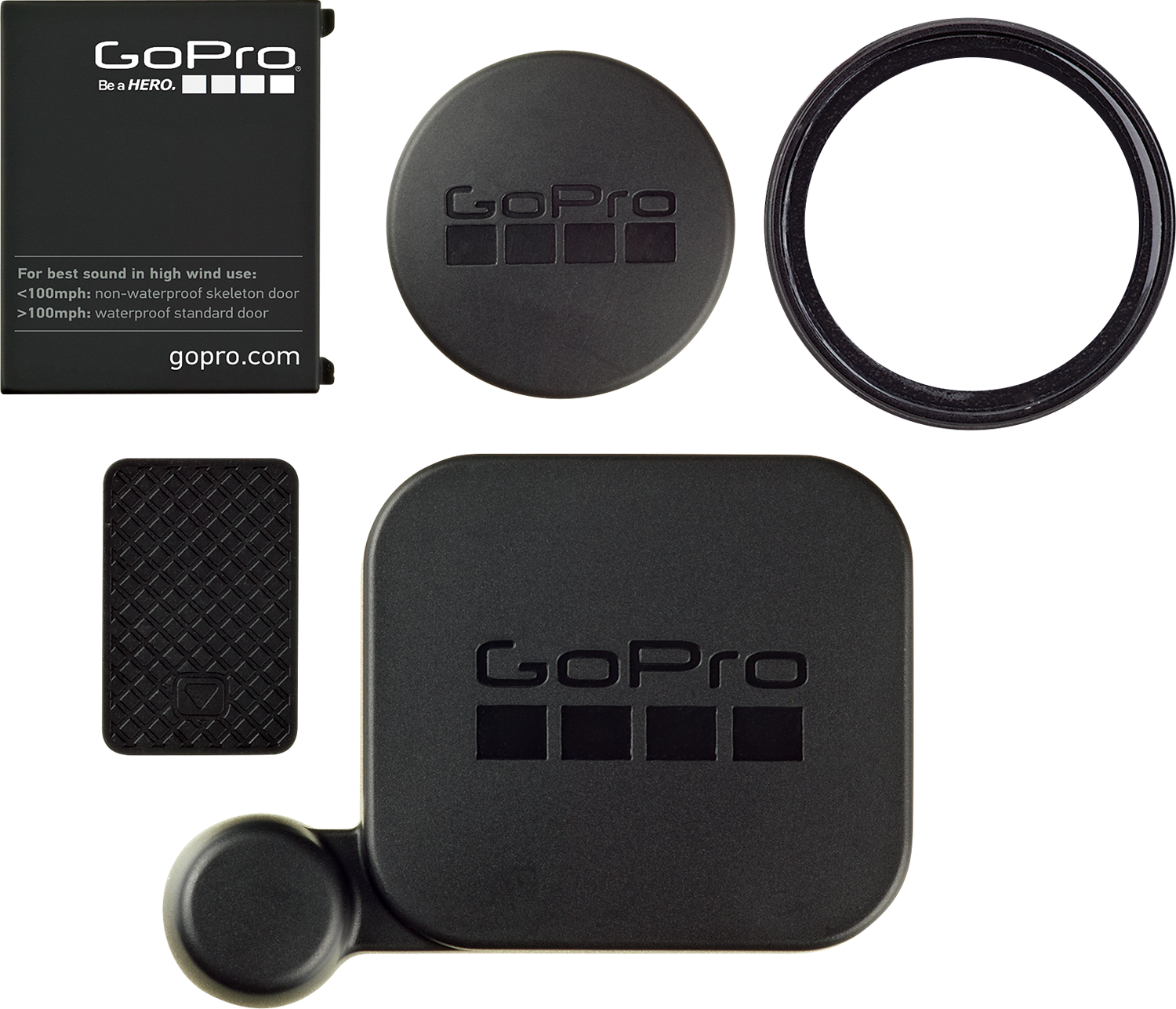 GoPro Protective Lens& Covers