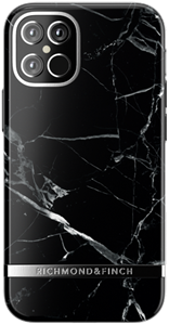 Richmond & Finch Black Marble iPhone 12 Mini