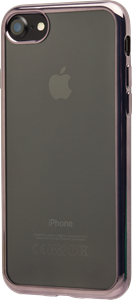 iZound TPU Electro iPhone 7/8/SE Gun Metal
