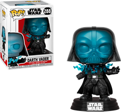 Funko POP Star Wars - Electrocuted Vader