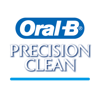 Oral-B Precision Clean refillborstar 2-pack