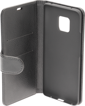 iZound Leather Wallet Case Huawei Mate 20 Pro Black