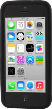 iZound Silicone Case iPhone 5C Black
