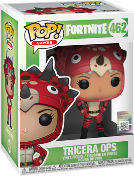 Funko POP Fortnite - Tricera Ops