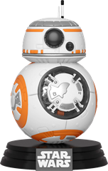 Funko POP Star Wars - BB-8