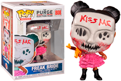 Funko POP The Purge - Freak Bride