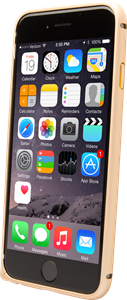 iZound Alu Bumper iPhone 6S Gold