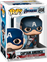 Funko POP Marvel - Captain America Endgame