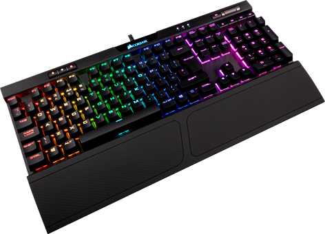 Corsair Gaming K70 RGB MK.2 MX Red