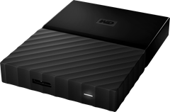 WD My Passport for Mac 1TB Black