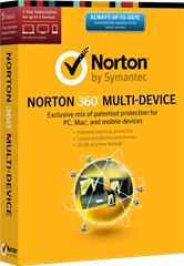 Norton Security 2.0 ND 1 User 5 Devices