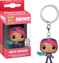 Funko POP Keychain Fortnite - Brite Bomber