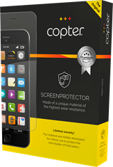 Copter Screenprotector Samsung Galaxy S9 Plus