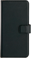 Xqisit Slim Wallet Selection for Galaxy A21 black