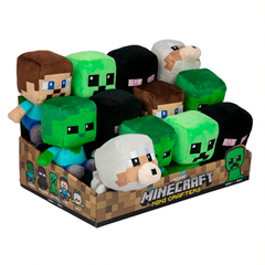 Minecraft Mini Crafter Plushie