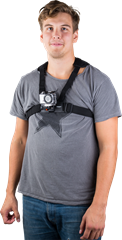 Fotopro Chest Mount