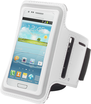 iZound Phone Armband XL White