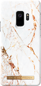 iDeal of Sweden Fashion Case Samsung Galaxy S9 Carrara Gold