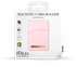 iDeal of Sweden Magnetic Card Holder Pink