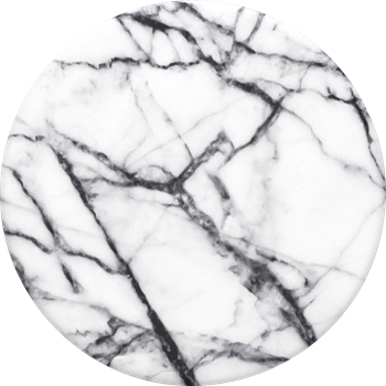 PopSockets PopGrip Dove White Marble