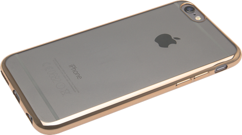 iZound TPU Electro iPhone 6/6S Gold