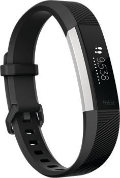 Fitbit Alta HR Black Large