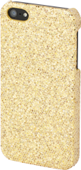 iZound Glitter-Case iPhone 5 Gold