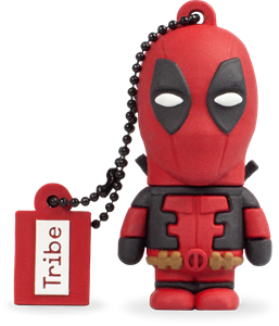 Tribe 16GB USB - Deadpool