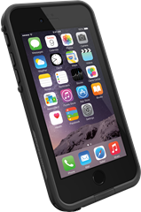 LifeProof FRE iPhone 6/6S Black
