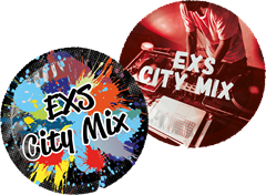 EXS Air Thin City Mix 6-pack