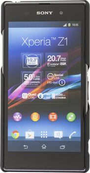 iZound Hardcase Sony Xperia Z1 Black