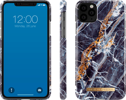 iDeal of Sweden Fashion Case iPhone XS Max/11 Pro Max Midnight Marble