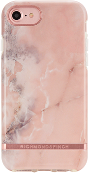 Richmond & Finch Pink Marble iPhone 6/7/8/SE