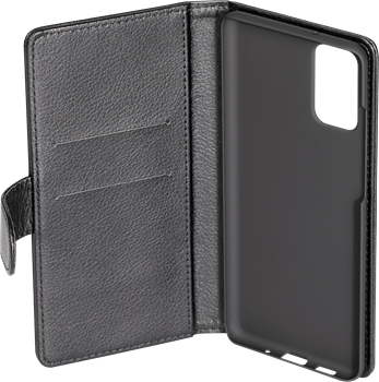 Avity Leather Wallet Case Samsung Galaxy S20 Plus Black