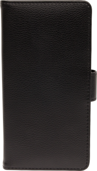 iZound Leather Wallet Case Sony Xperia Z5 Premium Black