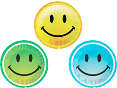 EXS Smiley 6-pack