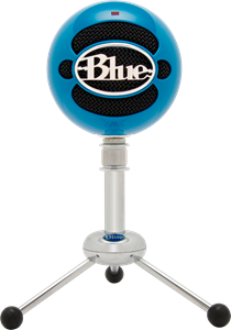 Blue Microphones Snowball Neon Blue