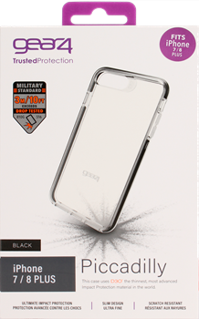 Gear4 Picadilly iPhone 6/7/8 Plus Black
