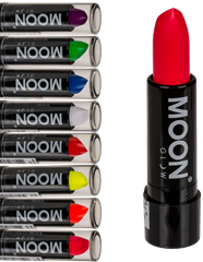 Lipstick Neon UV Assorted Colours