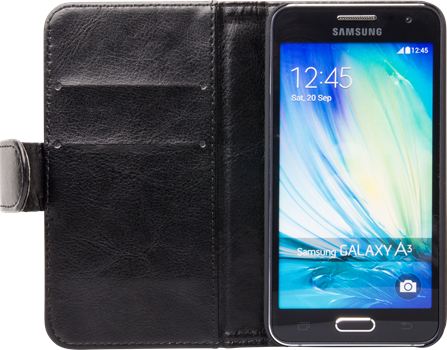 iZound Wallet Case Samsung Galaxy A3 Black