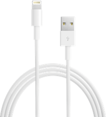 Apple Lightning-till-USB-kabel 1 m