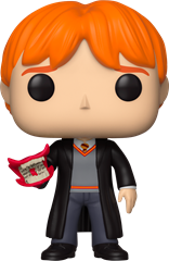 Funko POP Harry Potter - Ron With Howler