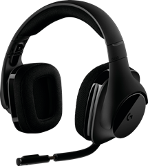 Logitech G533 Prodigy Wireless DTS 7.1