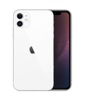 iPhone 11 64gb Vit Nyskick