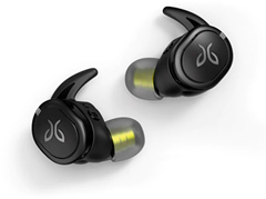 JAYBIRD Run XT Tru Wireless Sports Headphone Flash Black
